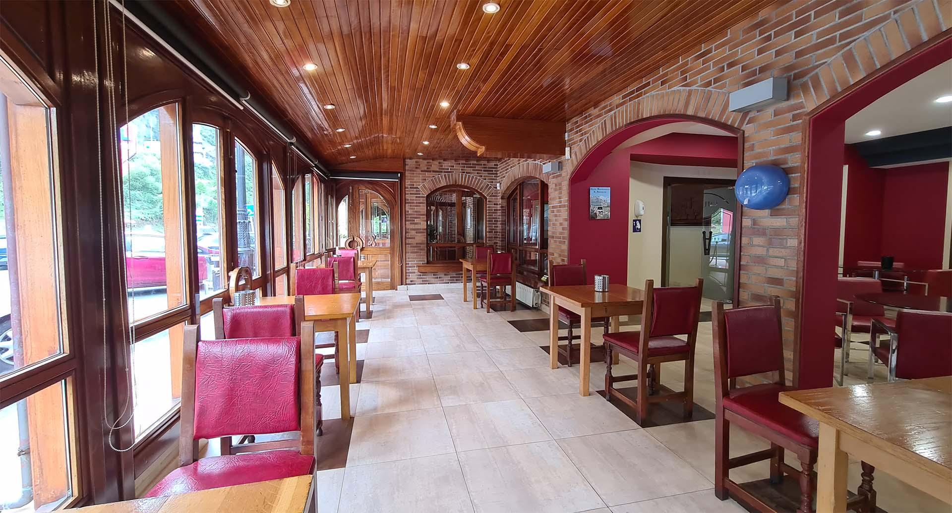 Hotel Restaurante Arenillas - Cafetería