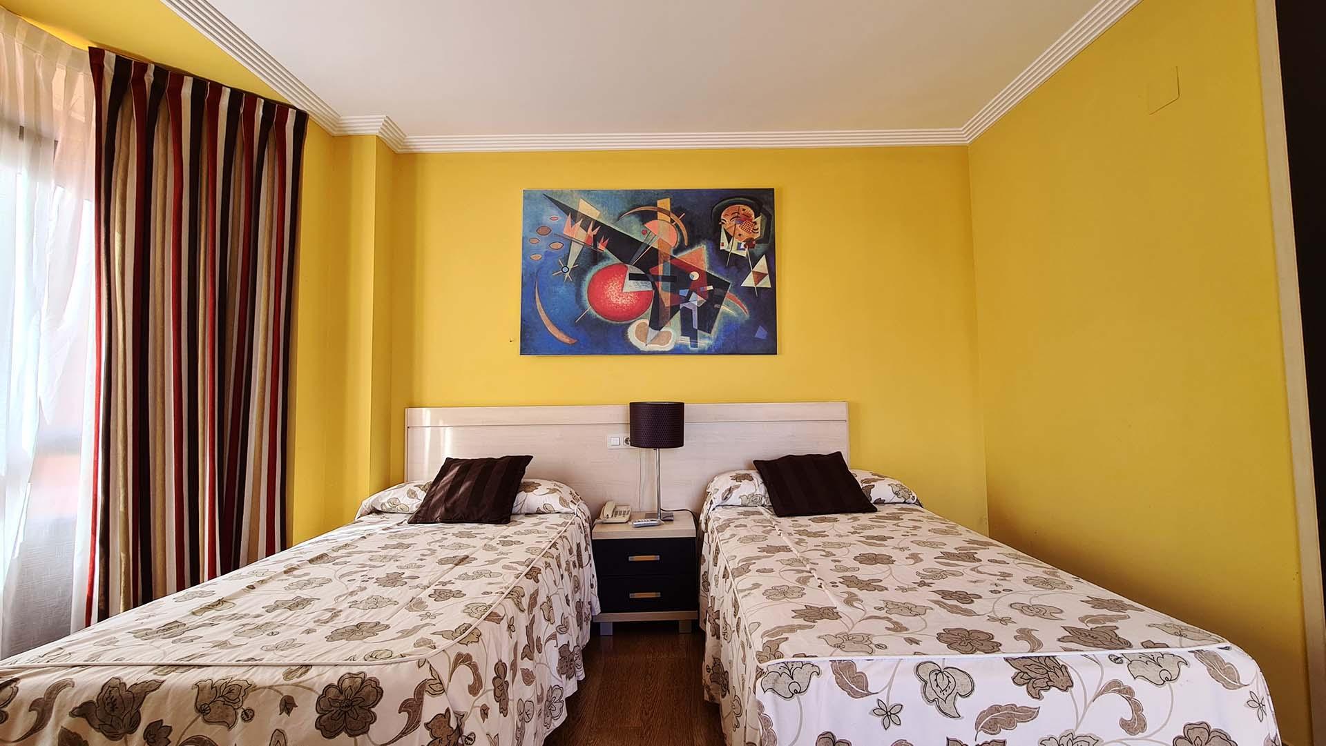 Hotel Restaurante Arenillas - Habitacion Individual