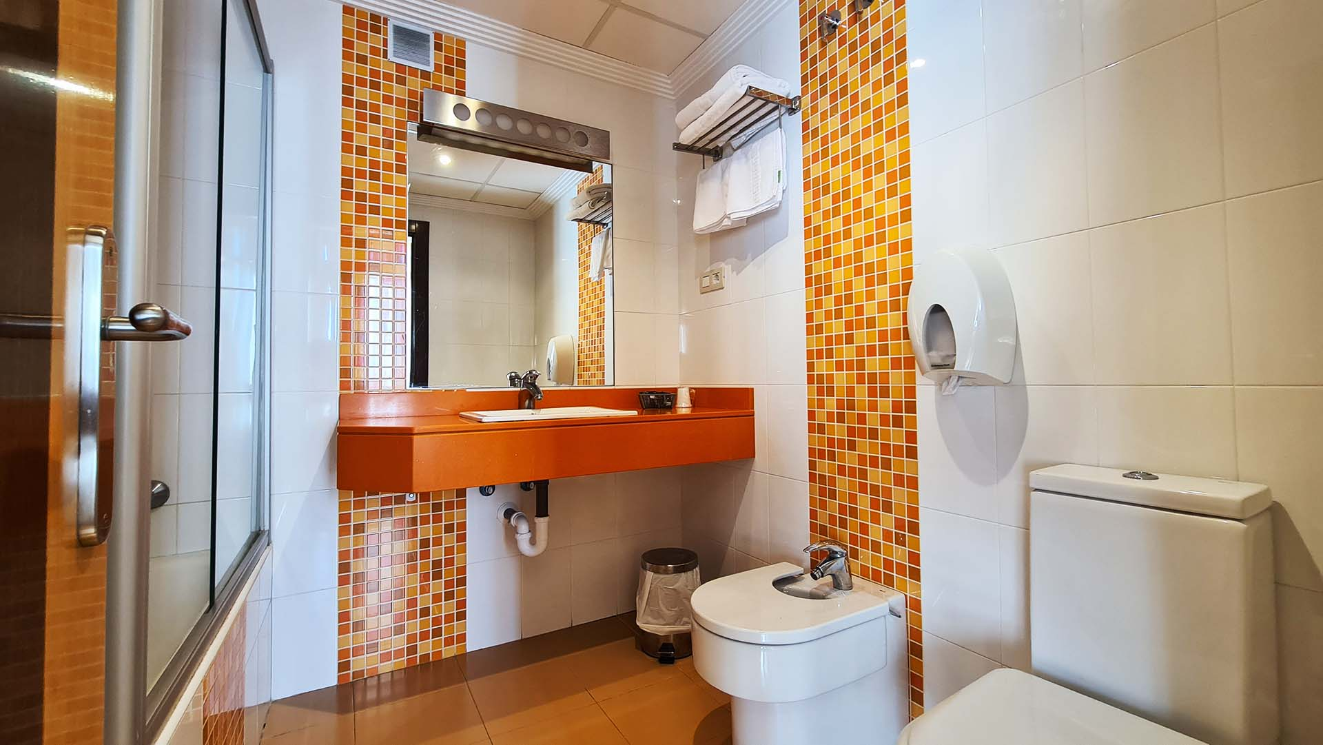 Hotel Restaurante Arenillas - Habitacion Doble